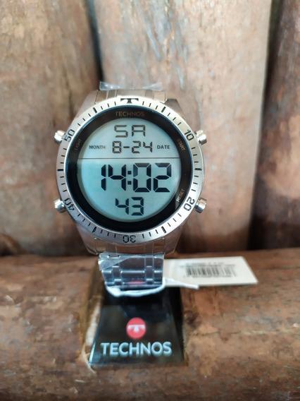 Relógio Technos Masc Digital Mod To2139ac/1c - Racer