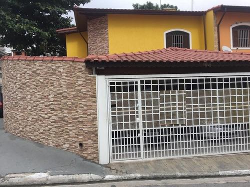 Imagem 1 de 15 de Casa Sobrado Para Venda, 3 Dormitório(s) - 343