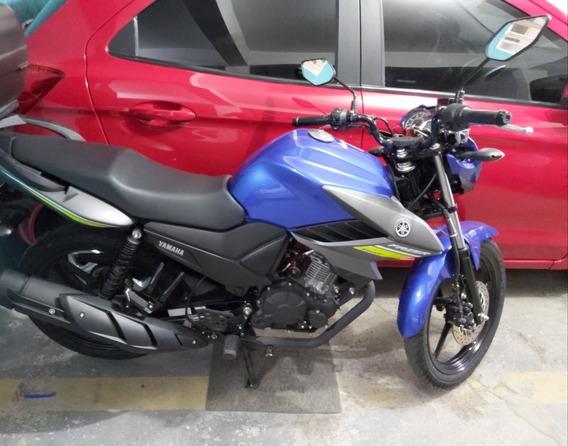 Yamaha Fazer 150 Ys Sed Ubs