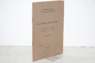 Martin Doello-jurado - San Martin Agricultor - Separata 1939