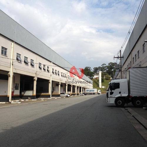 Galpão Comercial Para Locação, Jardim Belval, Barueri - Ga0428. - Ga0428