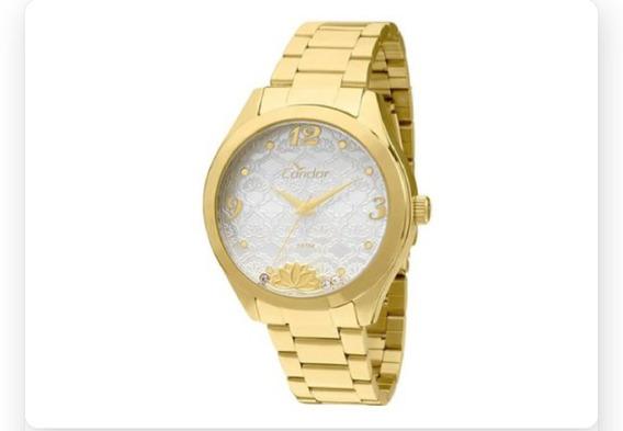 Relógio Condor Quartz 100% Original