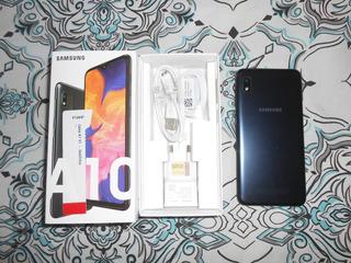 Samsung Galaxy A10 2019 Preto Completo Com Defeito