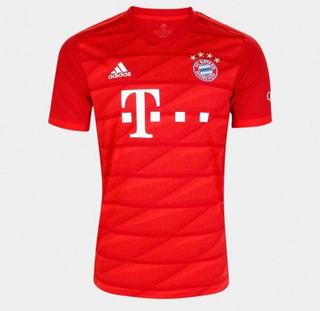 Camisa Do Bayern Munique I -original 19/20- Frete Grátis - Envio Imediato