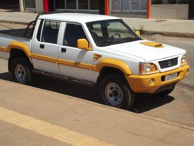 L200 Gl 2002 Completa - Ar, Adquirida P/ Uso Em Área Rural