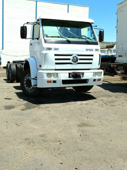 Vw 17210 Truck Ano 2001 Doc:tanque (2 Unidades)