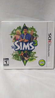 The Sims 3 - Nuevo Y Sellado - 3ds