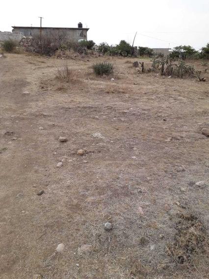 Terreno En San Miguel Los Juguetes Huehuetoca Edo De Mexico