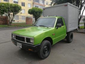 Chevrolet Luv Kb 21a Mt1600cc Verde Acuarela Sa Furgon