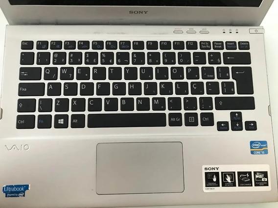 Ultrabook Sony Vaio Core I5 13