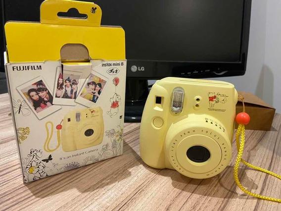 Câmera Instax Mini 8 Pooh