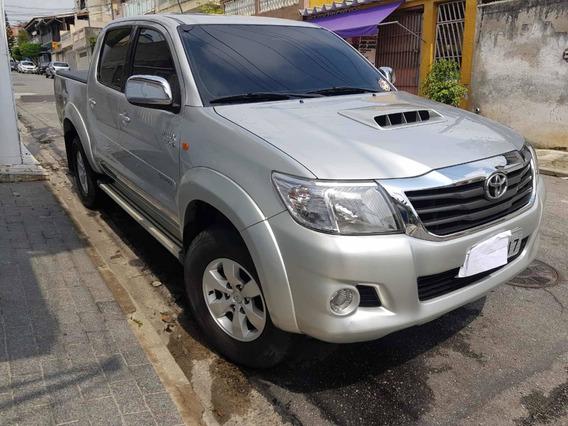 Toyota Hilux 3.0 Srv Cab. Dupla 4x4 Aut. 4p 171 Hp 2012
