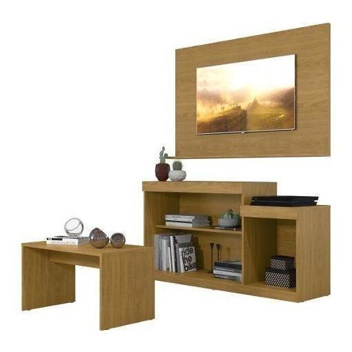 Mueble Mesa Centro + Rack + Panel Combo 2586.0001