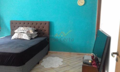 Imagem 1 de 14 de Casa Em Jardim Scomparim, Mogi Mirim/sp De 112m² 3 Quartos À Venda Por R$ 330.000,00 - Ca1033771