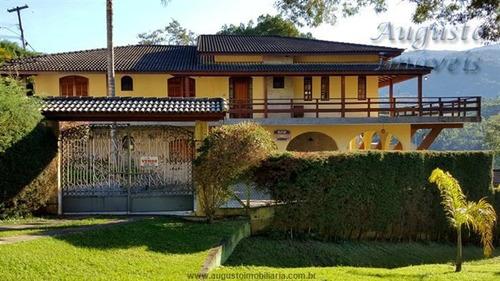 Casa Em Atibaia Condomínio Clube Da Montanha