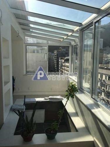 Apartamento À Venda, 3 Quartos, 3 Suítes, 1 Vaga, Copacabana - Rio De Janeiro/rj - 17995