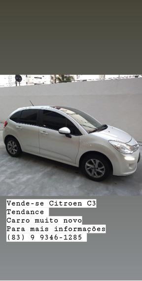 Citroën C3 1.5 Tendance Flex 5p 2014