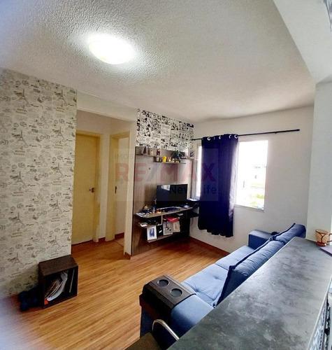 Apartamento Com 2 Dormitorios Moveis Planejados - Proximo A Regiao Central De Suzano - Rmx_7879_443335
