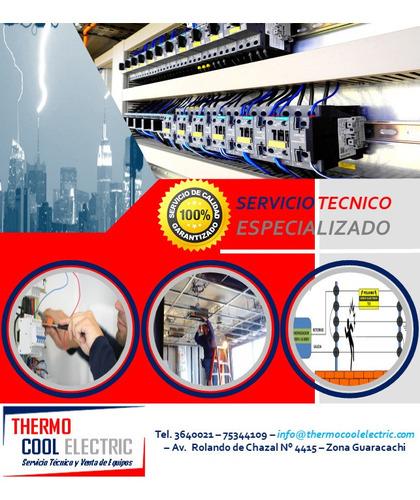 Imagen 1 de 7 de Técnico Electricista