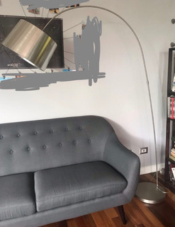 Lámpara Para Sala - Precio Negociable
