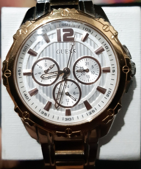 Relógio Guess Unissex, Original E Importado.