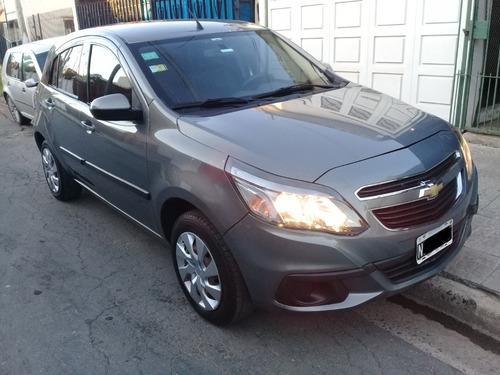 Chevrolet Agile Lt Full Ln Permuto