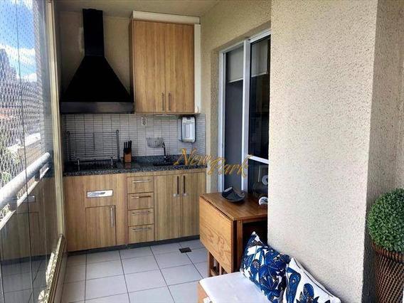 Varanda Gourmet 2 Dormitórios 70 M² Úteis - Aclimação - São Paulo/sp. Ap5210 - Ap5210