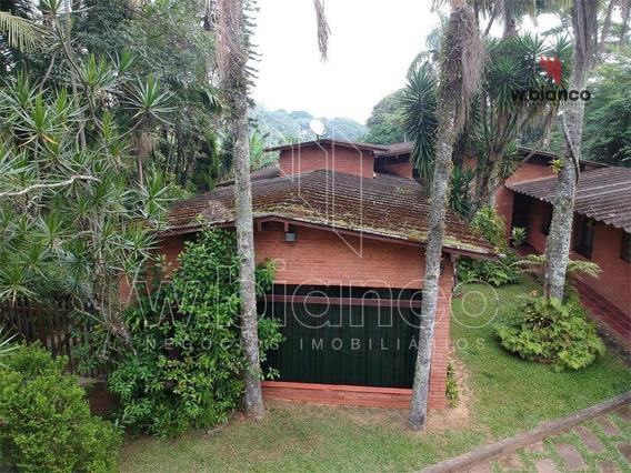 Chácara Residencial Em Condomínio, Riacho Grande, São Bernardo Do Campo. - Ch0016