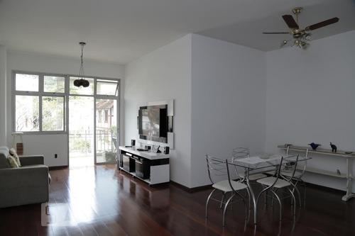 Apartamento À Venda - Grajaú, 3 Quartos,  126 - S893132097