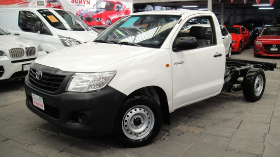 Toyota Hilux Chasis Cabina 2014
