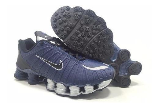Tênis Nike Tlx 12 Molas Importado