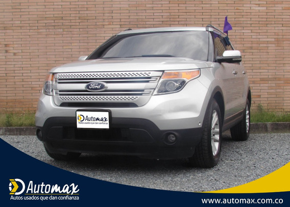 Ford Explorer Limited 4x4, At 3.5