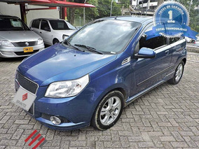 Chevrolet Aveo Emotion Gti 1.6 2012 Dlx080