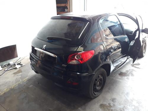 Imagem 1 de 14 de Sucata Peugeot 207 1.4 82cvs Flex 2013 Rs Cai Peças