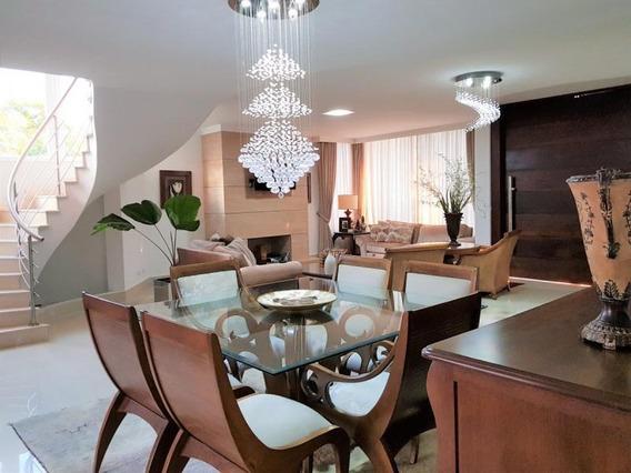 Casa Em Condomínio Para Venda Em Jandira, Reserva Santa Maria, 4 Dormitórios, 4 Suítes, 6 Banheiros, 6 Vagas - 41_1-876435
