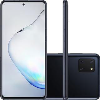 Celular Samsung Galaxy Note 10 Lite 128gb Câmera Tripla