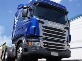 Scania R480 6x4 2018
