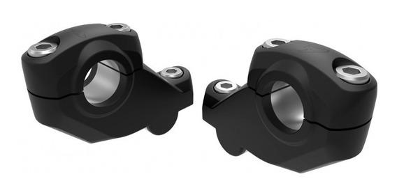 Adaptador / Riser Anker Para Guidão Oxxy 31,5mm Preto