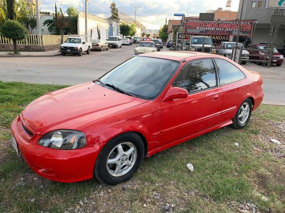 Honda Civic Ex-r Sedan 5vel Mt 1999