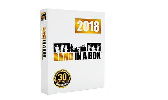 Band In A Box 2018 Completo Envio Imediato