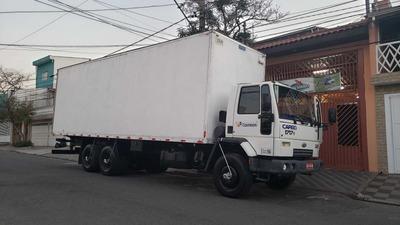 Ford Cargo 1717e Truck Bau 9 Metros 145 Mil Km