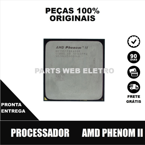 Processador Amd Phenom Ii X6 1055t Hdt55tfbk6dgr