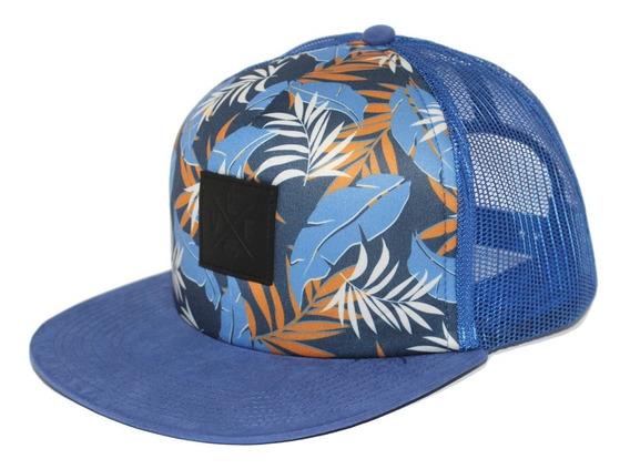 Gorra Cap Vicus Troup Azul