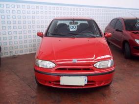 Fiat Siena 2000 Vermelho 1.0 6 Marchas Completo Menos Ar