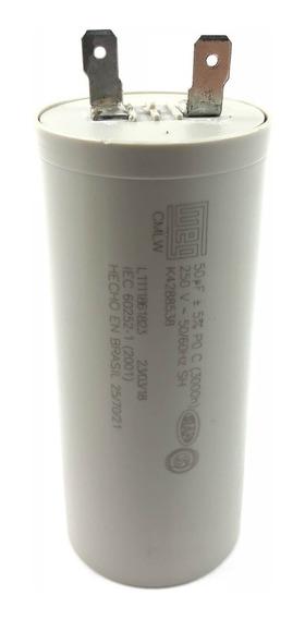 Capacitor Permanente 50uf 250v Brastemp Electrolux