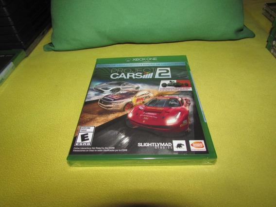 Project Cars 2 - Xbox One - Lacrado