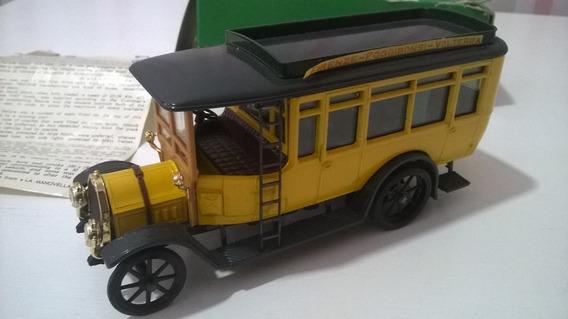Miniatura 1/43 Rio Italiana Fiat Onibus 1915 Raridade Unica