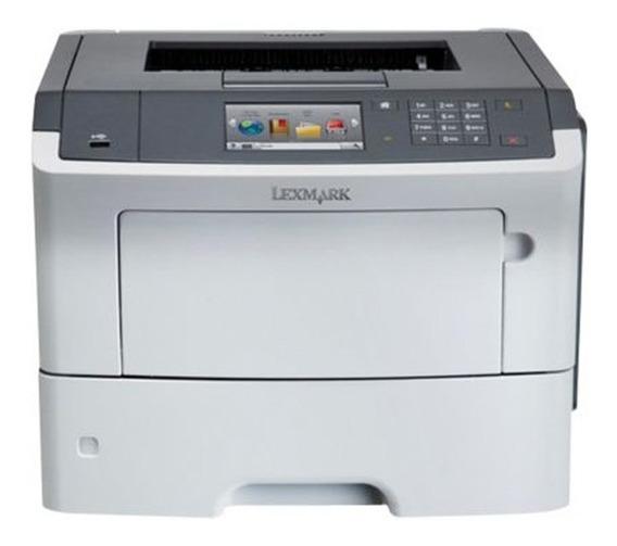 Impressora Laser Mono Lexmark Ms610de Semi Nova C/ Garantia