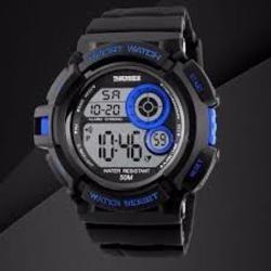 Relógio Skmei Digital Sports Cronometro Eletrônico 50m 1222