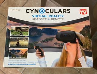 Lentes Vr (realidad Virtual) Para Ios Y Android